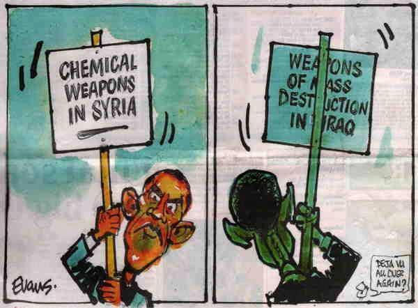 Breves comentários sobre os recentes movimentos dos atores internacionais da Guerra Civil Síria.